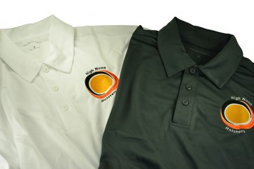High Noon Performance Sport Polo Shirt