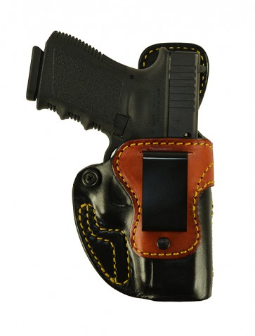 Tim Schmidt Signature holster back