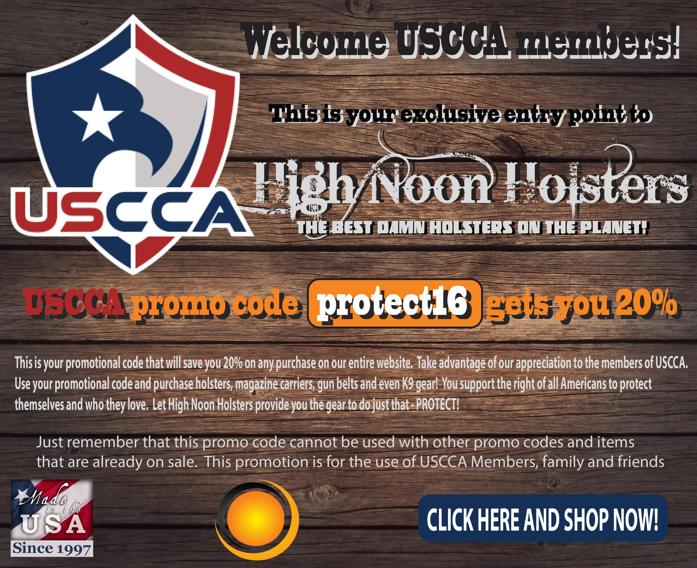 USCAA Protect 2016 Promo