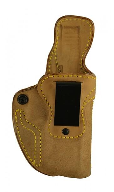 Public Secret for a Glock 20 w/ Rail, r/h, Horsehise, Natural, Clip