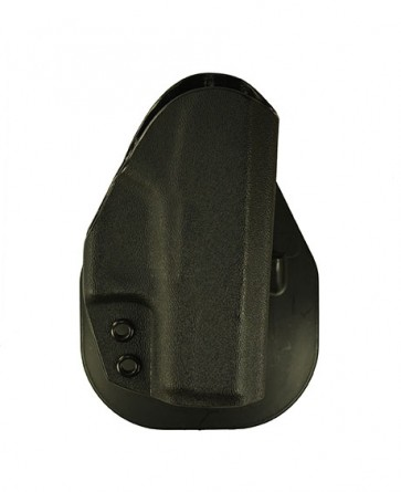 Zero Tolerance Medium for a Glock 42, r/h, Kydex, Black, Paddle, Straight Drop