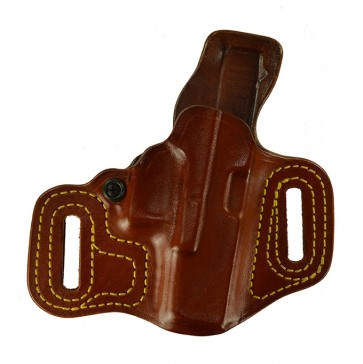 Slide Guard Glock 19, 23, 32 r/h tan cowhide unlined