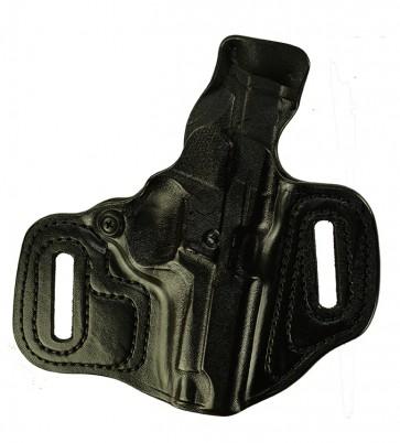 Slide Guard S&W 4006/5906 r/h black cowhide unlined