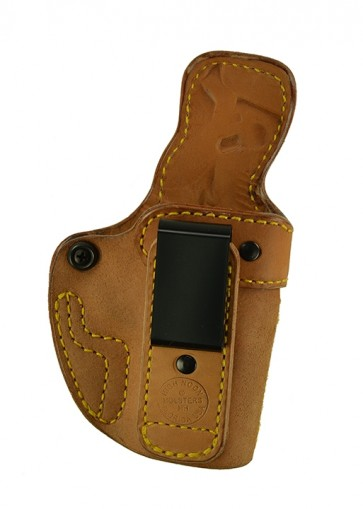 Alter Ego for a S&W Chief Special Auto 9,40,45, r/h, Horsehide, Natural, Tuckable