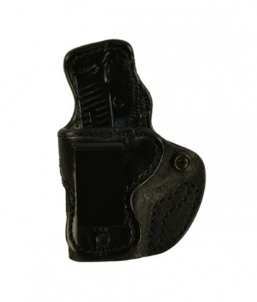 Public Secret for a Sig 938, l/h, Cowhide, Black, Clip