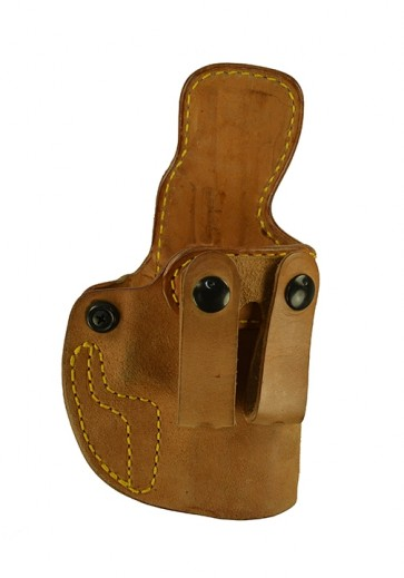 Public Secret for a Walther 99C, r/h, Horsehide, Natural, Straps