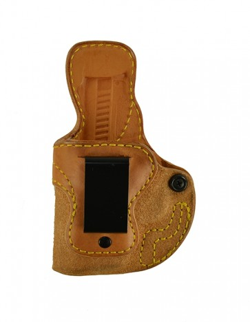 "Public Secret for a Kahr PM 45 3.14"", l/h, Cowhide, Natural, Clip"