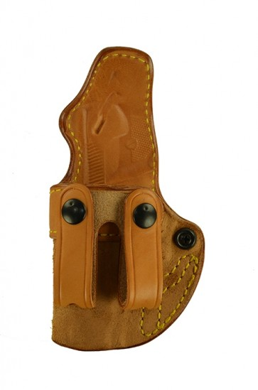 "Public Secret for a Beretta FS Cheetah 3.8"", l/h, Cowhide, Natural, Straps"