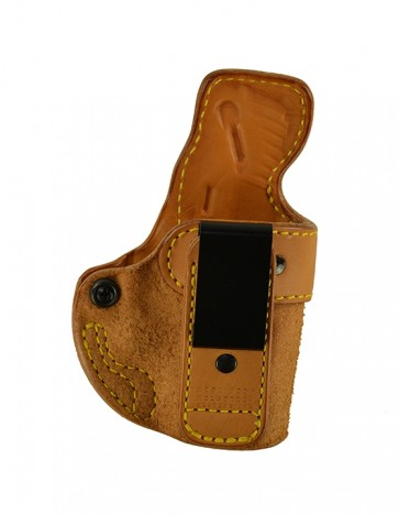"""Alter Ego for a H&K P30 SK 3.27"""", r/h, Cowhide, Natural, Tuckable"""