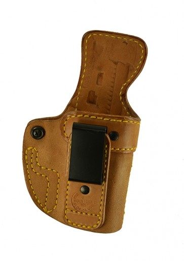 "Alter Ego for a Sig 229 w/ Rails 3.9"", r/h, Horsehide, Natural, Tuckable"