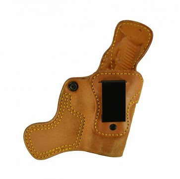 Tail Gunner for a Sig 225 A1, r/h, Cowhide, Natural, Clip