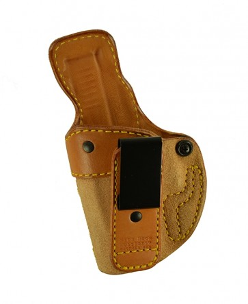 Closing Argument for a Glock 19,23,32, l/h, Cowhide, Natural, Tuckable