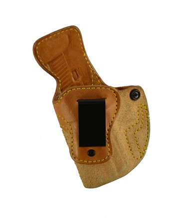 "Down Under for a Sig 250 C 3.9"", l/h, Cowhide, Natural, Clip"