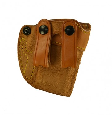 """Bare Necessity for a Springfield XD 4"""", r/h, Cowhide, Natural, Straps"""