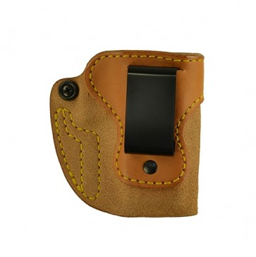 Upper Limit for a Glock 19,23,32, r/h, Cowhide, Natural, Clip