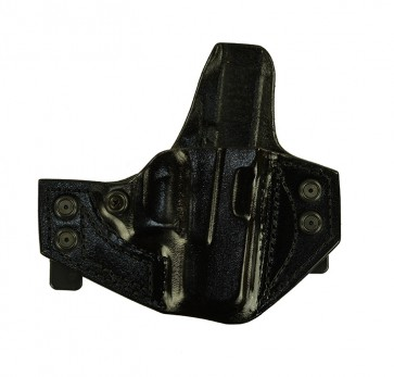 Stingray for a Glock 26,27,33, r/h, Cowhide, Black, Unlined