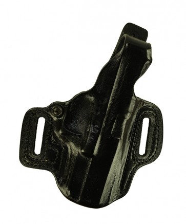 Sky High for a Glock 21 Gen 4 w/ Rail, r/h, Cowhide, Black, Unlined