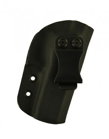 Reaction Lite for a Glock 17,22, r/h, Kydex, Black, Canted, Clip
