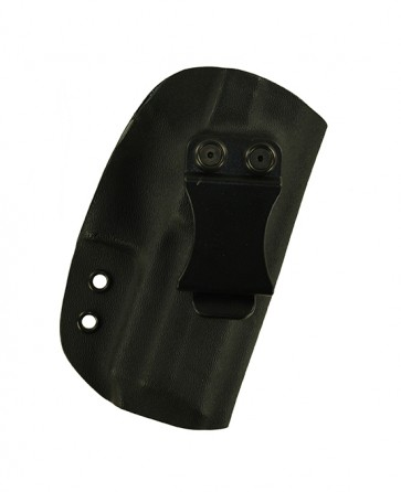 "Reaction Lite for a H&K P30 3.86"", r/h, Kydex, Black, Canted, Clip"