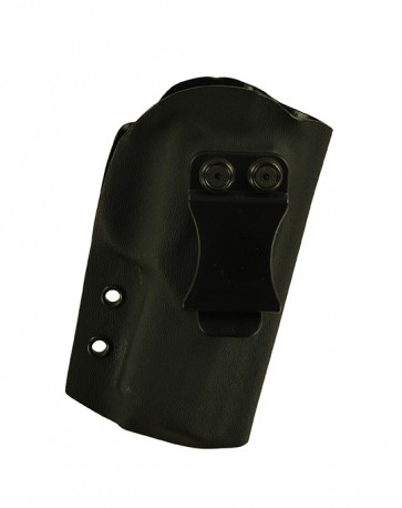 "Reaction Medium for a Beretta PX4 Storm 4"", r/h, Kydex, Black, Canted, Clip"