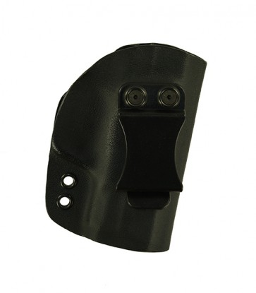 """Reaction Medium for a S&W M&P Shield 3.1"""", r/h, Kydex, Black, Canted, Clip"""
