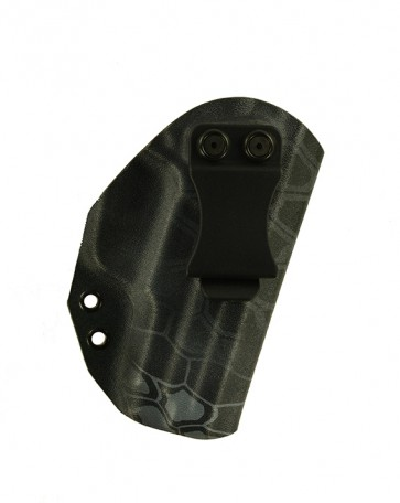 """Reaction Extreme for a Sig 229 3.9"""", r/h, Kydex, Typhon, Canted, Clip"""