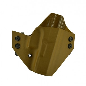 Baseline for a Glock 19,23,32, r/h, Kydex, Coyote Brown, Canted
