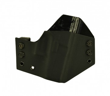 Baseline for a Glock 43, r/h, Kydex, Black, Canted