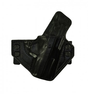 Stingray for a CZ P01, r/h, Cowhide, Black, Lined