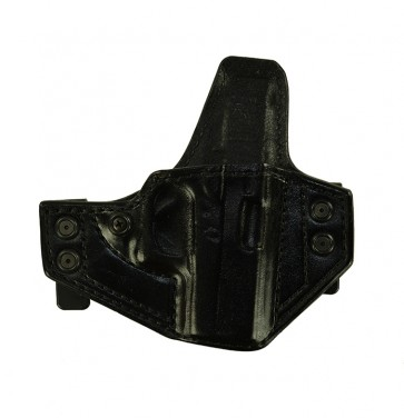 Stingray for a Glock 43, r/h, Cowhide, Black, Lined