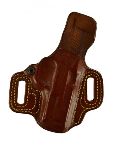 "Slide Guard for a S&W M&P 4.5"", r/h, Cowhide, Tan, Unlined"