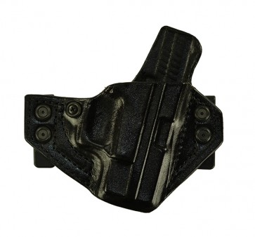 """Stingray for a Springfield XD 3"""", r/h, Cowhide, Black, Unlined"""