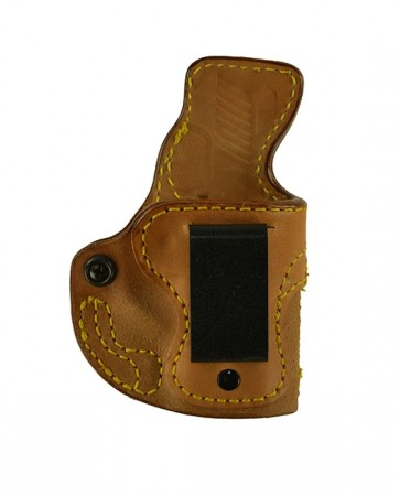 "Public Secret for a Kimber EVO SP 3.16"", r/h, Horsehide, Natural, Clip"