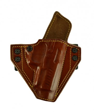"Stingray for a Walther PPQ Q4 TAC 9mm 4.6"", r/h, Cowhide, Tan, Lined"