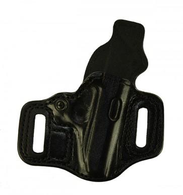 Slide Guard for a Sig 230,232, r/h, Cowhide, Black, Lined
