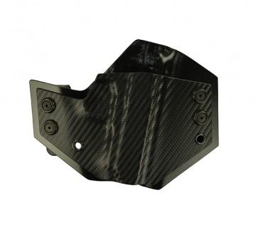 Perimeter for a Sig 938, r/h, Carbon Fiber Front, Black Back, Cant