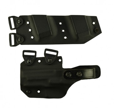 "Equalizer for a Sig 226 Legion 4.4"", l/h, Kydex, Black with harness"
