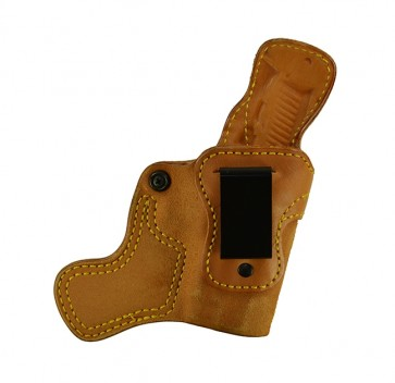 Tail Gunner for a Sig 225 A-1, r/h, Cowhide, Natural, Clip