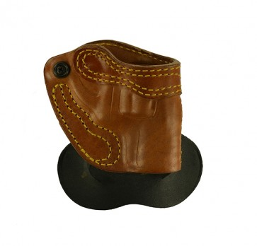 "Speedy Spanky for a Ruger LCR 1.875"", r/h, Horsehide, Natural, Unlined"