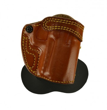 """Speedy Spanky for a H&K P30 3.86"""", r/h, Cowhide, Natural, Lined"""