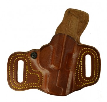 Slide Guard Ruger SR40C r/h tan cowhide unlined