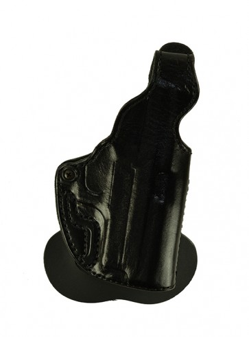 """Spanky for a Sig 228,229 3.9"""", r/h, Cowhide, Black, Lined"""