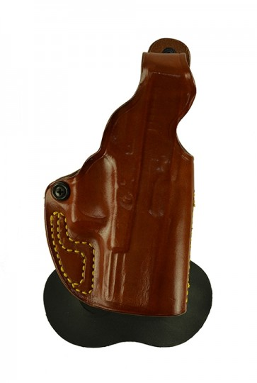 "Spanky for a H&K P2000 3.66"", r/h, Cowhide, Tan, Unlined"