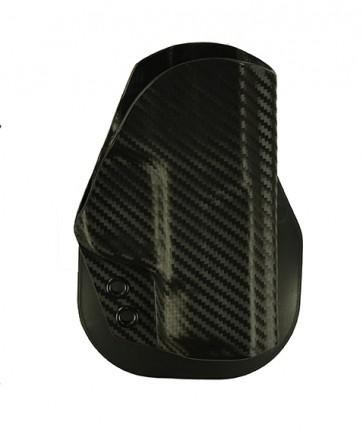 "Zero Tolerance Extreme for a S&W M&P Shield 3.1"", r/h, Kydex, Carbon Fiber, Paddle, Straight Drop"