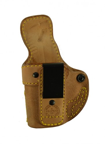 """Alter Ego for a Springfield XDE 3.3"""", l/h, Horsehide, Natural, Tuckable"""