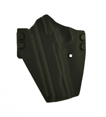"Baseline for a Springfield 1911 A1 5"", l/h, Kydex, Black, Canted"