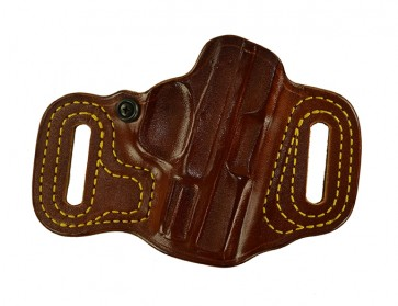 "Topless for a Springfield XDS 3.3"", r/h, Cowhide, Tan, Unlined"