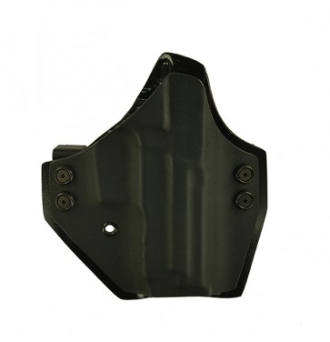 "Perimeter for a Sig 229R 3.9"" r/h, Kydex, Black, Straight Drop"