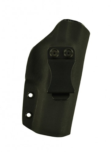 Reaction Lite for a Glock 17,22,31, r/h, Kydex, Black, Canted, Clip