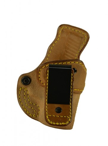 "Closing Argument for a Kahr MK 3"", PM 3"" CM 3"", r/h, Horsehide, Natural, Tuckable"